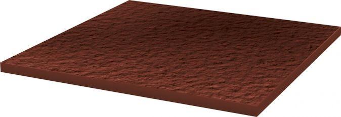 Textured base tile Cloud Rosa
