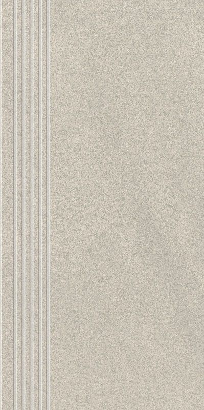 ARKESIA GRYS STOPNICA PROSTA NACINANA MAT. 29,8X59,8