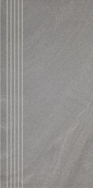 ARKESIA GRIGIO STOPNICA PROSTA NACINANA MAT. 29,8X59,8