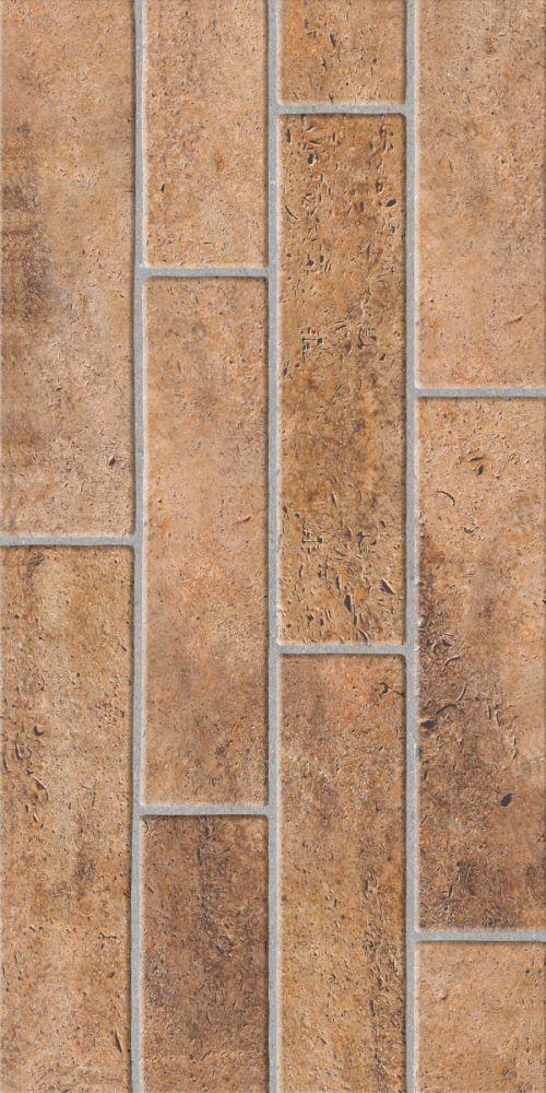 Brick Brown Mat