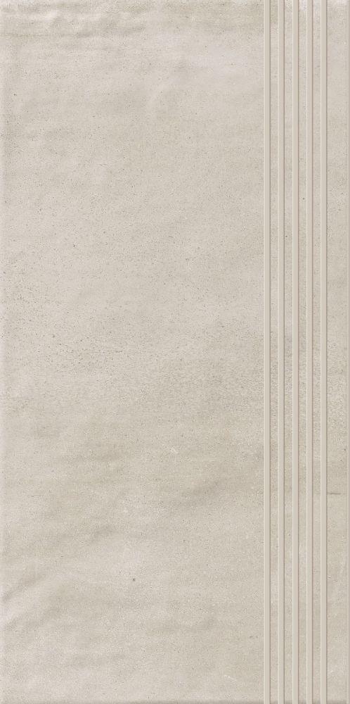 HYBRID STONE BIANCO STOPNICA PROSTA NACINANA 29,8X59,8