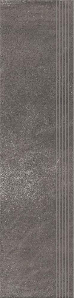 Hybrid Stone Grafit Stopnica Prosta Nacinana 29,8x119,8