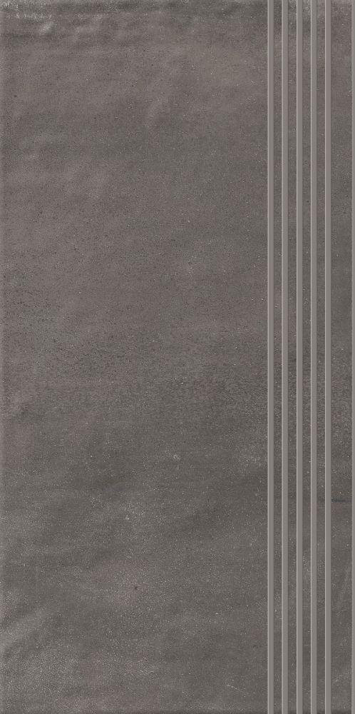 HYBRID STONE GRAFIT STOPNICA PROSTA NACINANA 29,8X59,8