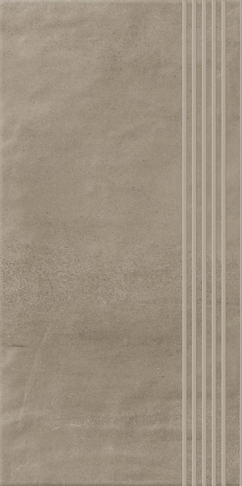 HYBRID STONE MOCCA STOPNICA PROSTA NACINANA 29,8X59,8