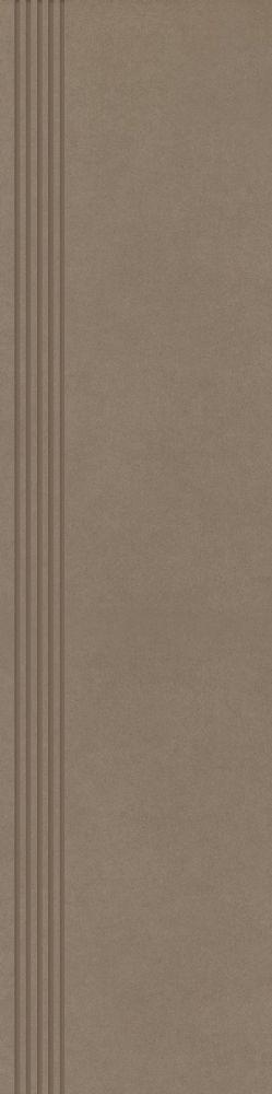 Intero Mocca Stopnica Prosta Nacinana Mat. 29.8x119.8