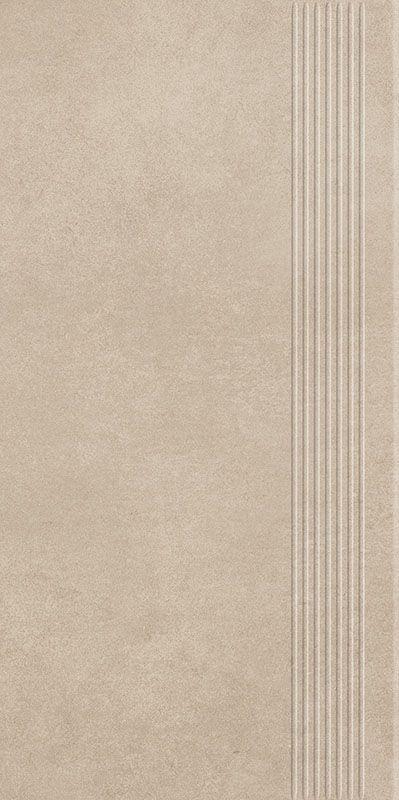 Magnetik Beige Stopnica Prasowana Mat. 29.8x59.8