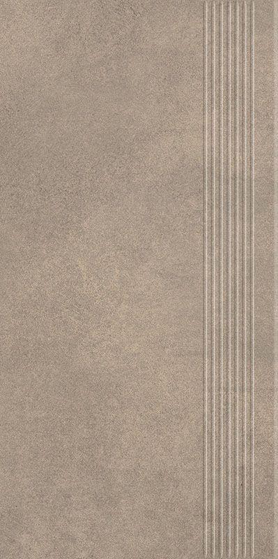 Magnetik Brown Stopnica Prasowana Mat. 29.8x59.8
