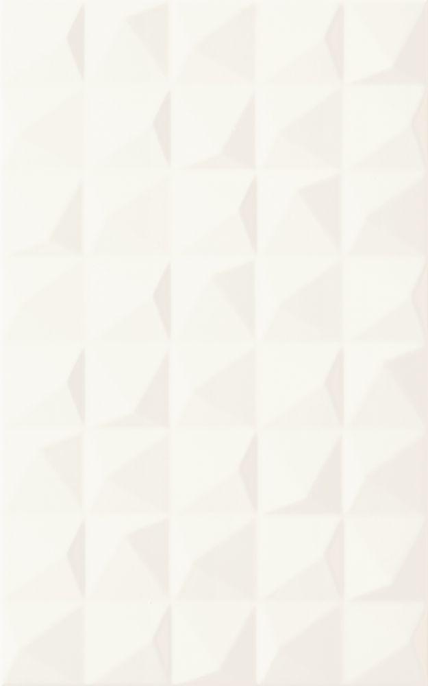 Melby Bianco Ściana Struktura