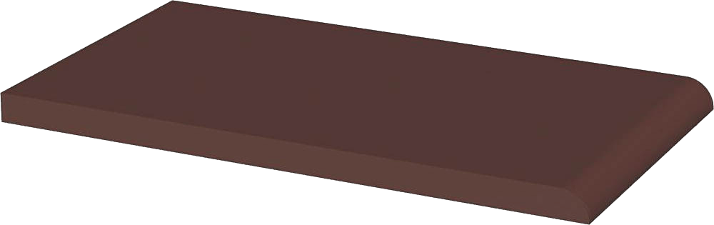 Natural Brown Parapet 13.5x24.5