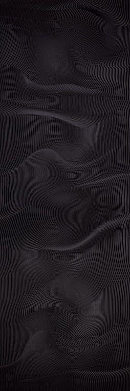 Night Queen Black Ściana Rekt. Połysk 39.8x119.8