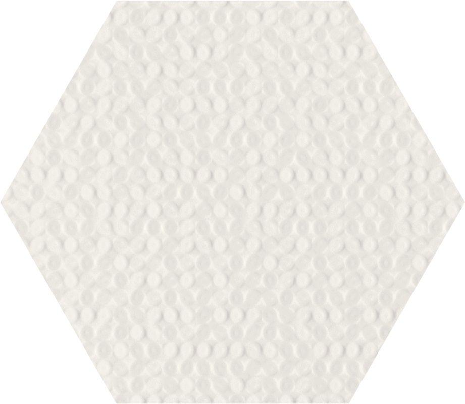 Noisy Whisper White Struktura Ściana 17.1x19.8