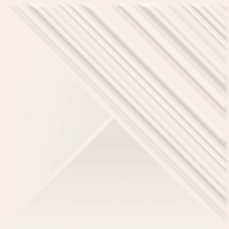 Ray Bianco Ściana Struktura Mat