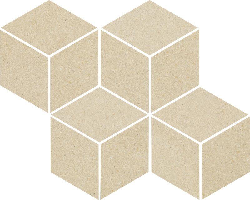 Rockstone Beige Mozaika Cieta Mix