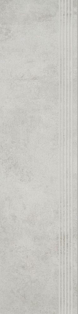 Scratch Bianco Stopnica Prosta Nacinana Półpoler
