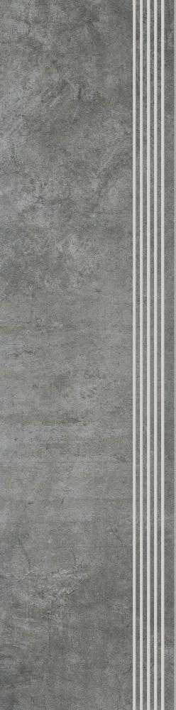 Scratch Nero Stopnica Prosta Nacinana Mat.