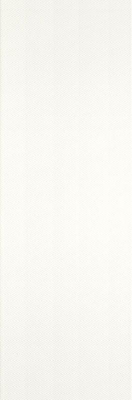 Shiny Lines Bianco Sciana Rekt Romb