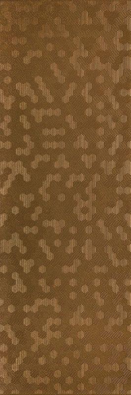 Shiny Lines Copper Struktura Rekt