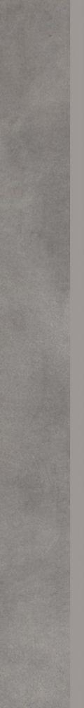 Tecniq Silver skirting board semi polished