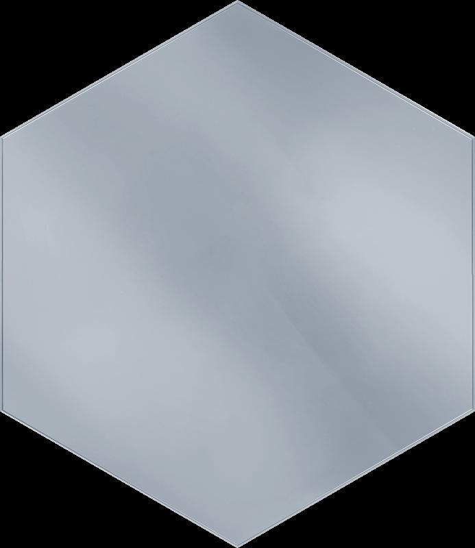 Uniwersalny Hexagon Lustro